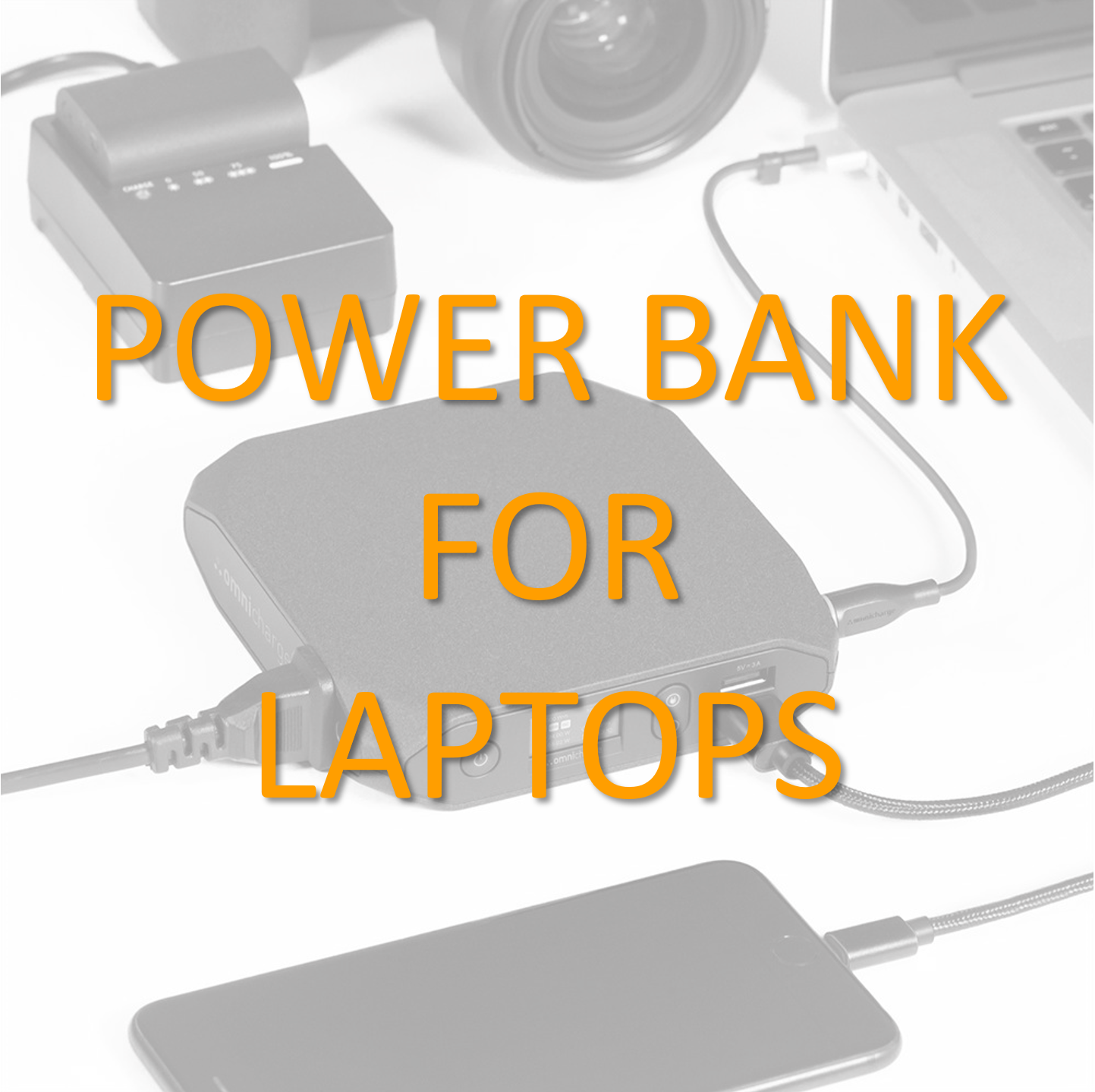 Power Banks That Charge Laptops PD