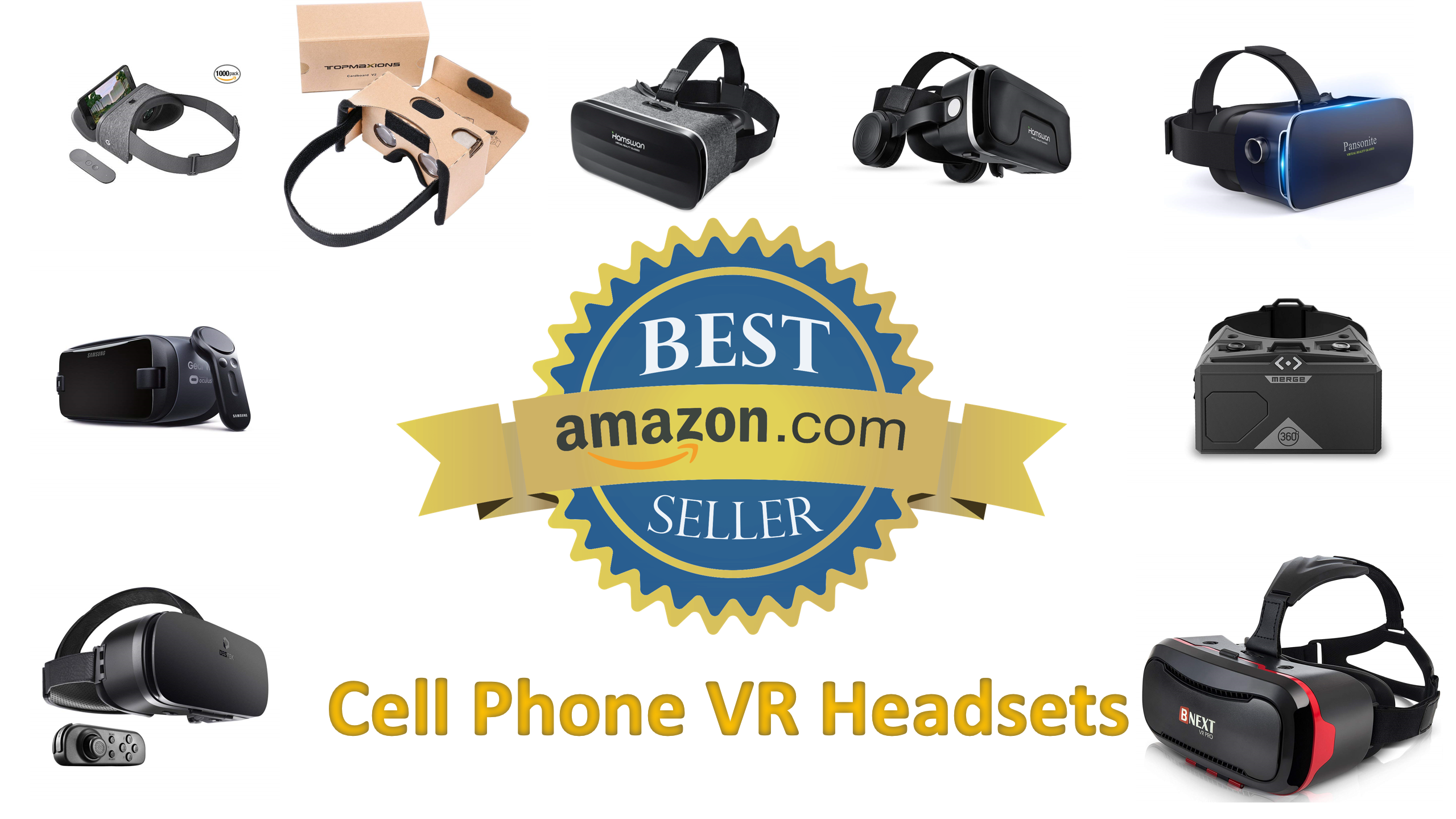 Best Sellers in Cell Phone VR Headsets